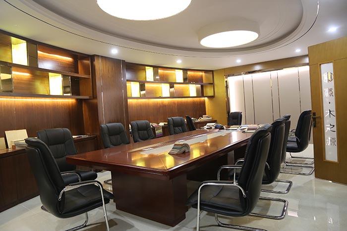 赢木之源营销中心办公区