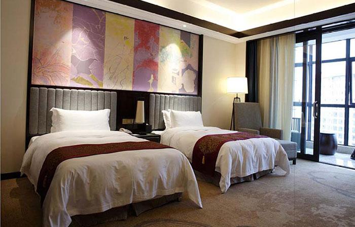 新中式酒店套房家具 M-TFJ01