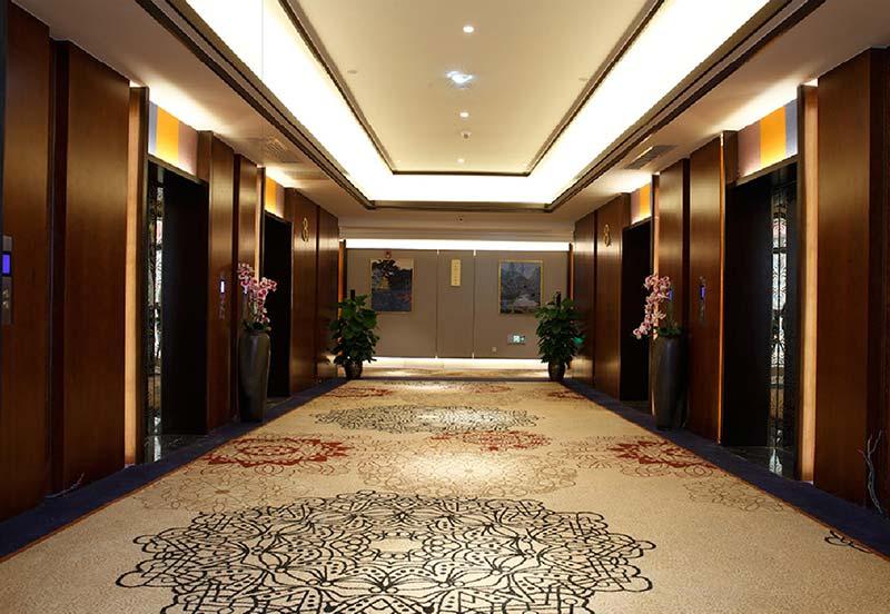 新中式酒店套房家具 M-TFJ01 广东酒店家具品牌