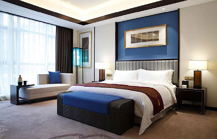 宾馆套房定制 现代酒店风格 M-TFJ06