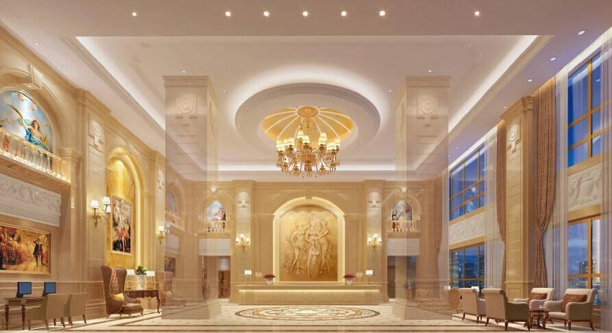 维也纳酒店公区家具