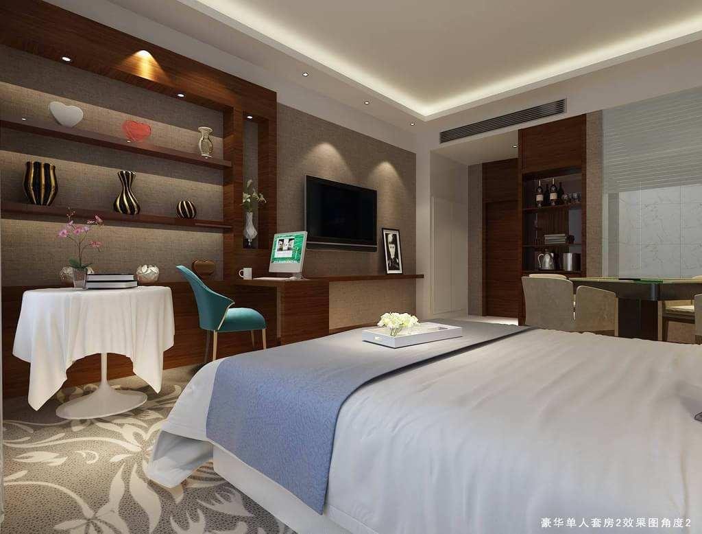 现代主义风情酒店家具