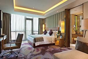 木之源酒店家具厂家,国内做过IHG洲际酒店家具经验的厂家