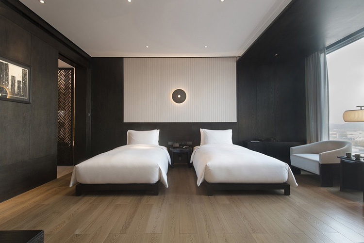广东酒店家具中式风格定制 M-XZS05