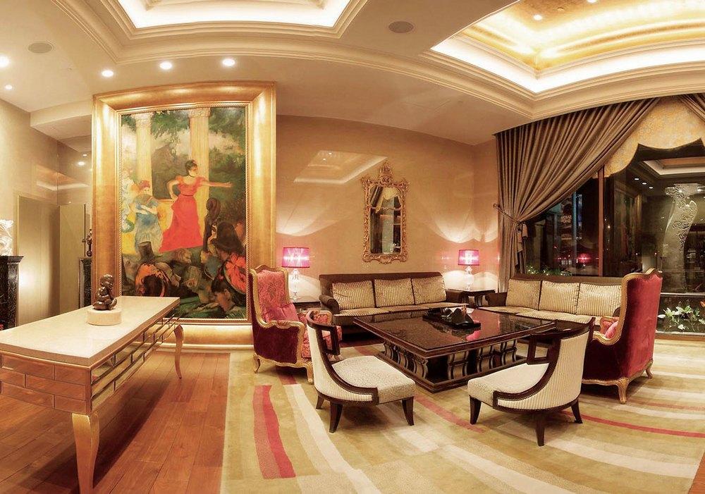 五星级酒店大堂家具品牌 M-CT11