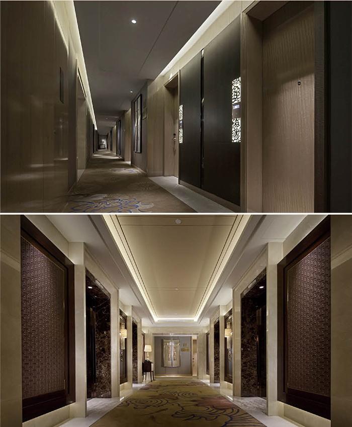 宁德酒店固装家具效果图 GZME04