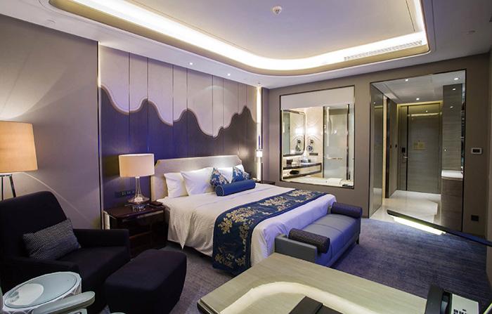 酒店客房卧室家具 酒店家具品牌 KFMY-21