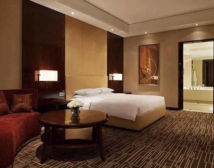 商务客房现代设计酒店家具 KFMY-25