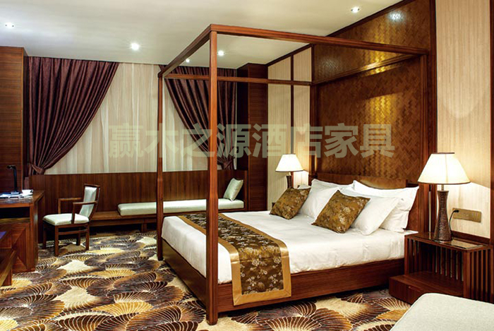 酒店家具定制最热的新中式厂家