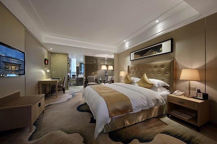 商务酒店客房家具
