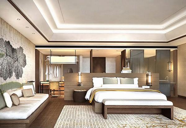 五星级度假酒店家具配套 M-DJ01