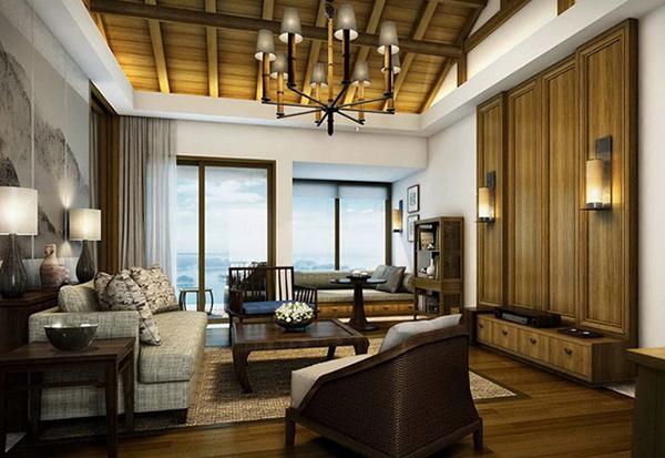 东南亚风格酒店家具 M-DNY03
