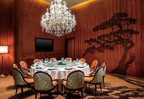 酒店餐厅家具 餐桌椅采购  M-GQ54