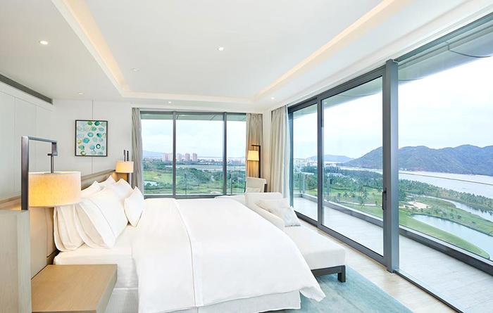 现代风格  酒店客房配套厂家 KFMY-40
