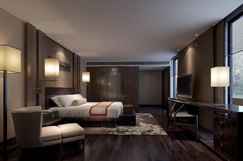 英美两种酒店家具式不同的特点