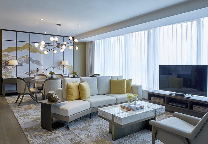 酒店公区家具 沙发 茶几 桌椅 HY-F208