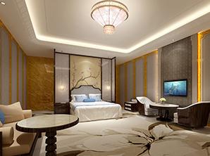 广东酒店家具厂 定制套房整体家具 HY-F204