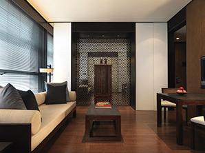 新中式酒店公区沙发套装 HY-F208