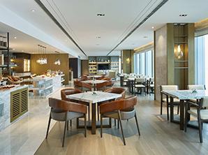 乐从厂家 酒店餐厅家具定制 HY-F210