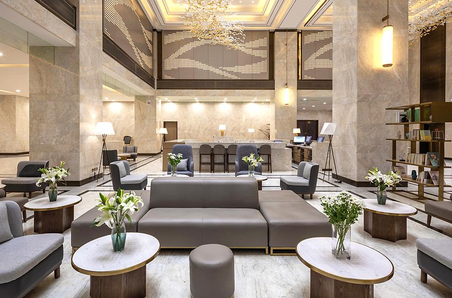 酒店大堂休闲桌椅 家具配套 M-CT32