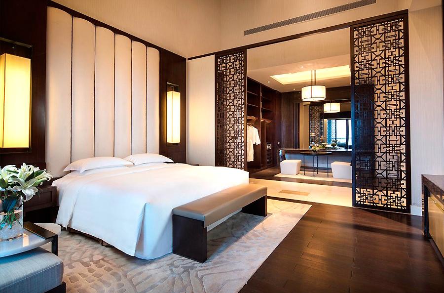 新中式风格酒店客房家具 KFME-49