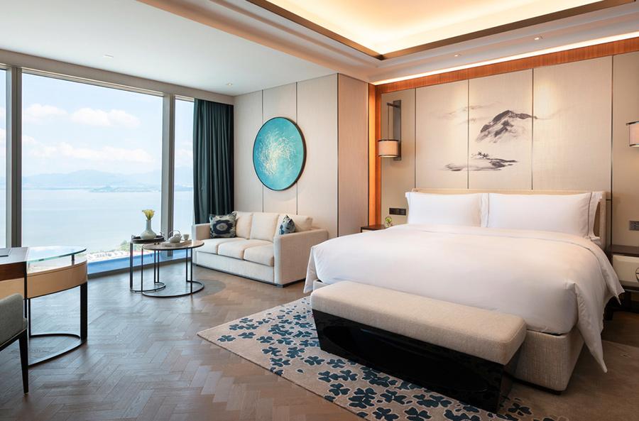 现代风格酒店客房 整体家具定制 KFME-50