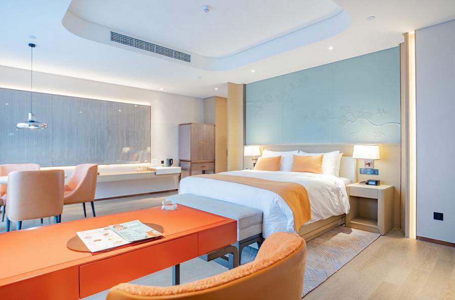 一站式酒店客房家具定制配套 风格多样 KFMF-55